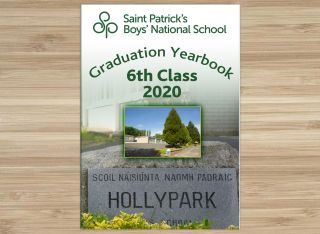Saint Patrick's Boys' National School Yearbook 2020